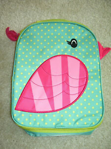 Thirty-One Tweet-Heart Chill-Icious Thermal Lunch Bag NIP