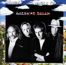 CSNY: Crosby, Stills, Nash and Young - American Dream CD NEW