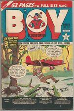 Boy Comics #51 (Mar 1950, Lev Gleason)