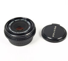 Pentax M 40mm f2.8 Pancake Prime Manual Focus Lens PK