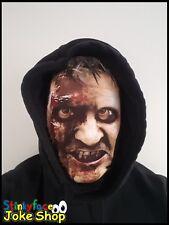 Scary Man Full Head Mask Realistic Halloween Printed Lycra Funny Fancy Dress