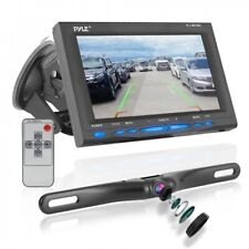 """Pyle PLCM7500 7"""" LCD Backup Rearview Camera Parking/Reverse Night Vision"""