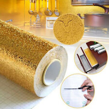 Waterproof Self Adhesive,Oil Proof Aluminum Foil Wall Sticker Home Kitchen Decor