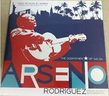 RARE salsa 2LP ARSENIO RODRIGUEZ WITH HIS CONJUNTO & ORCH Como se goza en barrio