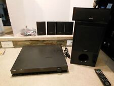 902 Sony HBD-DZ170 Home Theater System