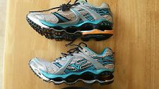 MIZUNO WAVE PROPHECY 2 Womens  RARE NEW 100% AUTHENTIC Silver Running size 7
