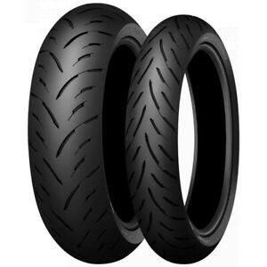 Coppia gomme Moto Dunlop GPR 300 M/C 120/70 ZR17 + 180/55 ZR17 DOT2021-2020