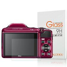 Nacodex For Nikon L830 Tempered Glass Screen Protector