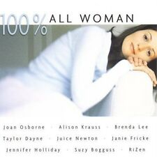 100% All Woman - Various Artists (CD 2005)