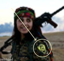 Iraq-Syria Kurdish Anti-Isis Freedom Fighter PKK PESHMERGA vel©®⚙ SSI: RÊBER APO