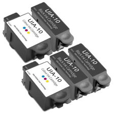5 x Advent 10 Compatibe Ink Cartridge for Printer ABK10 ACLR10 A10 AW10 AWP10