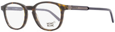 Authentic MONT BLANC Tortoise Rx Eyeglasses MB0632 - 056 *NEW* 50mm