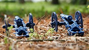 Armies in Plastic Napoleonic Wars/Seven Years War Prussian Artillery 2-pack 1/32