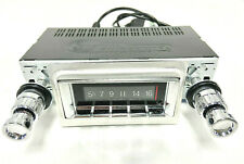 1964 1967 Pontiac GTO AM FM Stereo Radio Bluetooth USA-740 Custom Autosound