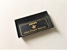 original Heckflügel für Schuco 1:16 Rennwagen Lotus John Player Special Formel 1