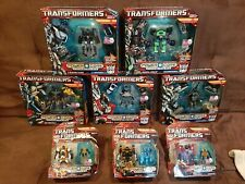 Transformers Power Core Combiners Lot