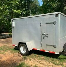 Enclosed Trailer - Home Built