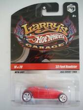 2009 Hot Wheels Larry's Garage INITIALS '33 Ford Roadster 18/20