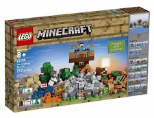 LEGO Minecraft Crafting Box 2.0 Set 21135