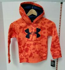 Under Armour Boys Hoodie size: 5