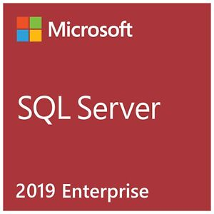 SQL Server 2019 Enterprise Edition Unlimited Cals Last Update Official Version