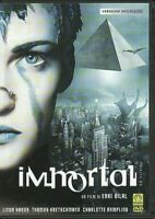 IMMORTAL - AD VITAM (2004) un film di Enki Bilal - DVD EX NOLEGGIO - MEDUSA