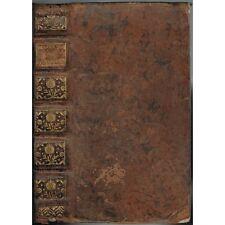 DISSERTATION Lettres sur les MAUX VÉNÉRIENS par Pierre GUISARD MONTPELLIER 1743