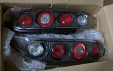 MAZDA PRESSO EUNOS EC5S MX3 TAIL LIGHTS SET RARE ITEM carbon fiber clear