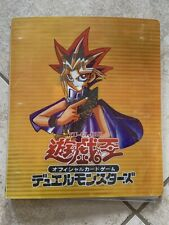 Yu-Gi-Oh (Yugioh) Collection In Binder -see Photos!