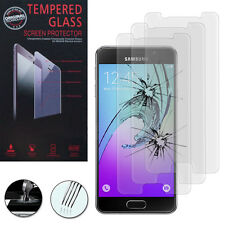 3X Safety Glass for Samsung Galaxy A3 (2016) SM-A310F Genuine Screen Protector