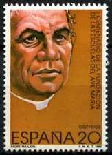Spain 1989 SG#3034 Ave Maria Schools MNH #D64450