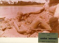 RUGGERO DEODATO CANNIBAL HOLOCAUST 1980 VINTAGE PHOTO ORIGINAL #15