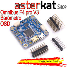 Omnibus F4 Pro V3 FC Betaflight Barometro OSD BlackBox SD Drone F4SD eachine