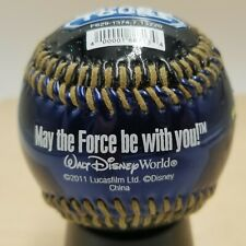 New 2011 Star Tours Star Wars Baseball Ball Walt Disney Lucasfilm Cp30 R2D2 New