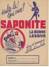 BUVARD 136094 NAPOLEON BONAPARTE SAPONITE*06