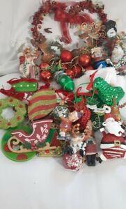 Ornaments x 40