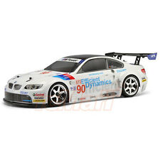 HPI Racing BMW M3 GT2 E92 200mm Clear Body For 1:10 RC Cars Touring Drift #17548