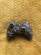 Official Camo Xbox 360 Wireless Controller