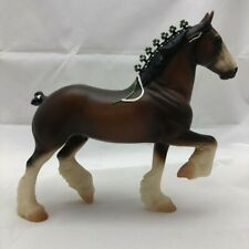 Peter Stone 1997 #9733 Dapple Brown/Bay Clydesdale