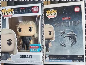 Netflix The Witcher - Geralt Funko Pop! **NYCC2021 PRE-ORDER**