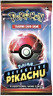 Pokemon TCG Detective Pikachu 1 Booster Pack Single Booster Factory Sealed