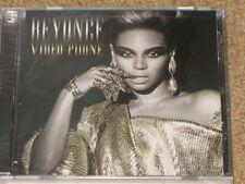BEYONCE - Video Phone - 2 Track CD Single w/ Instrumental! RARE! SEALED! sasha