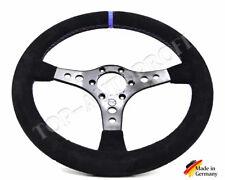 Momo RAID bmw e30 e36 volante volante deportivo volante de cuero nuevo refieren Alcantara