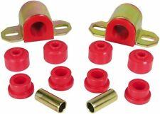 "Prothane 19-1179 Greasable Polyurethane Sway Bar Bushings Red 1.25/"" Diameter"