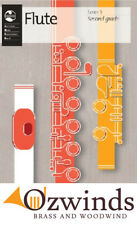 AMEB Flute Second Grade - Series 3, (Grade 2) This is the current edition.