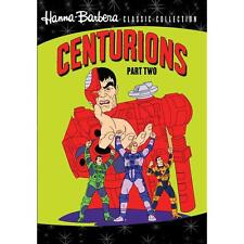 The Centurions: Part Two dvd John Thunder and Rex Charger