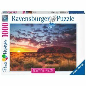 Ravensburger Puzzle 1000 Piece Ayers Rock Australia