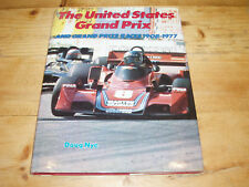 Book - The United States Grand Prix  by Doug Nye.