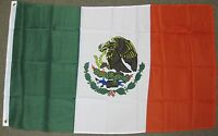 3X5 MEXICO MEXICAN FLAG!  HISPANIC NEW BANNER SIGN F519