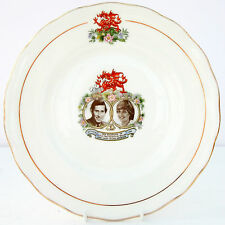 Vintage Queen Anne Bone China Plate Royal Wedding Prince Charles Princess Diana